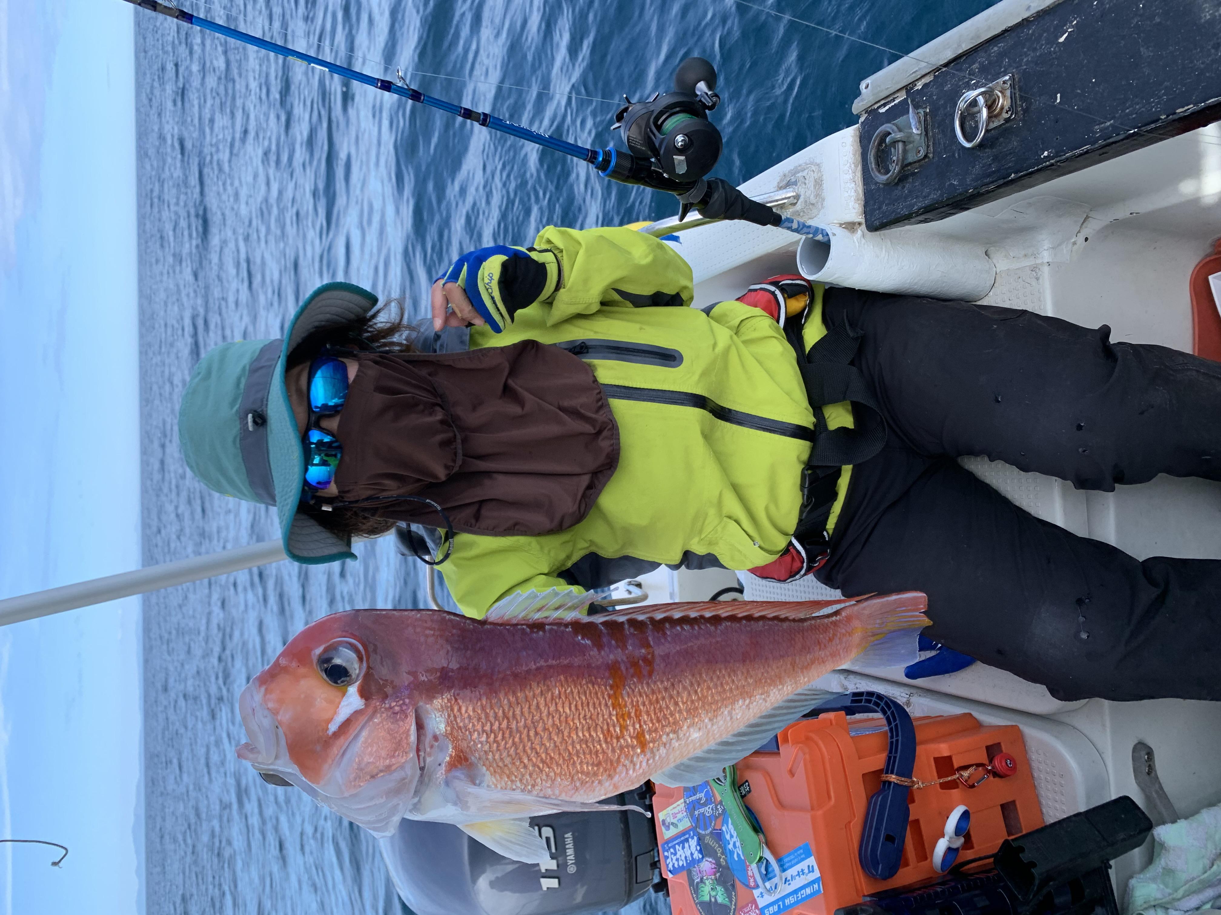 島根県松江市鹿島マリーナ遊漁船 魚寛-UOTORA-釣果情報 2021.05.13